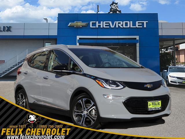 2020 Chevrolet Bolt EV Premier 5dr Wgn Premier Electric [0]