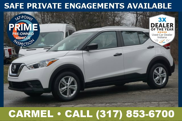 Used 2019 Nissan Kicks in Indianapolis, IN