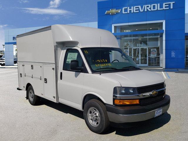 2020 Chevrolet Express Commercial Cutaway 3500 Van 139″ Gas V8 6.0L/364 [7]