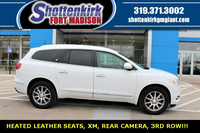 Used 2017 Buick Enclave in Fort Madison, IA