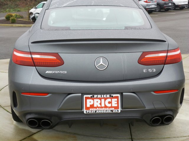 Used 2019 Mercedes-Benz AMG E 53 4MATIC+ Coupe