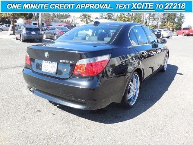 Used 2006 BMW 5 Series 525xi 4dr Sdn AWD