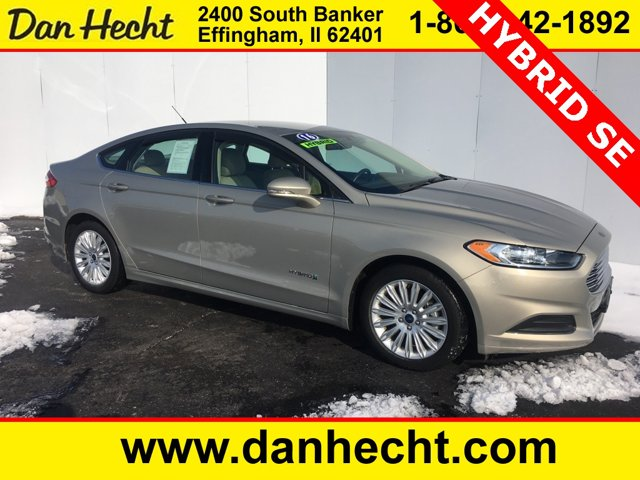 Used 2016 Ford Fusion in Effingham, IL