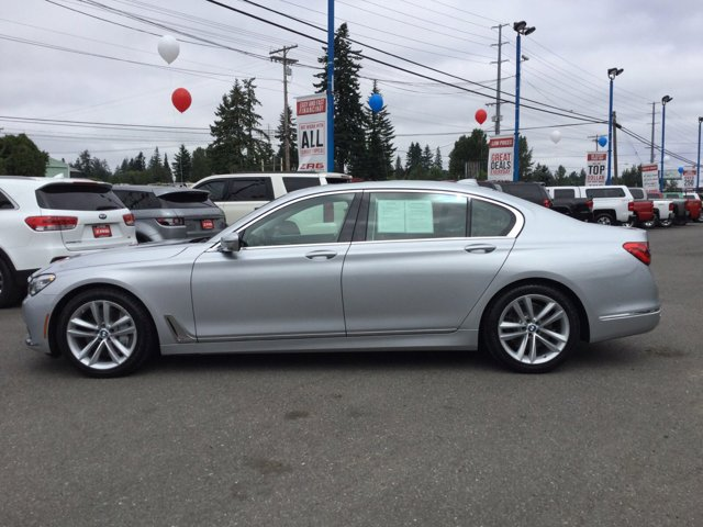 Used 2016 BMW 7 Series 4dr Sdn 750i xDrive AWD