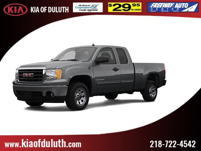 Used 2007 GMC Sierra 1500 in Duluth, MN