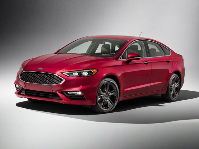 2018 Ford Fusion SE SE FWD Intercooled Turbo Regular Unleaded I-4 1.5 L/91 [10]