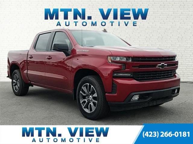 New 2019 Chevrolet Silverado 1500 in Chattanooga, TN