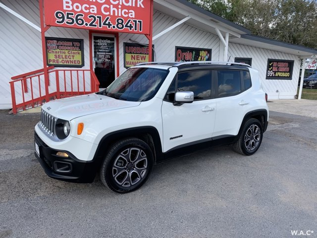 2016 Jeep Renegade Limited FWD 4dr Limited Regular Unleaded I-4 2.4 L/144 [0]