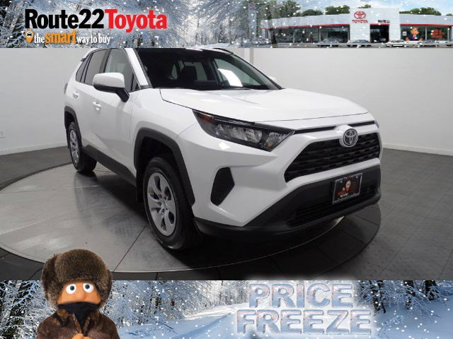 2021 Toyota RAV4 LE LE AWD Regular Unleaded I-4 2.5 L/152 [1]