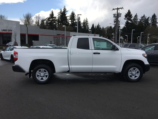 New 2020 Toyota Tundra 4WD SR Double Cab 6.5' Bed 5.7L