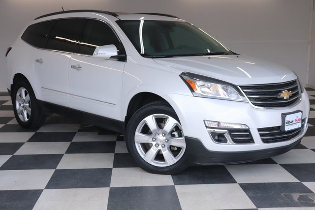 Used 2017 Chevrolet Traverse in Paris, TX