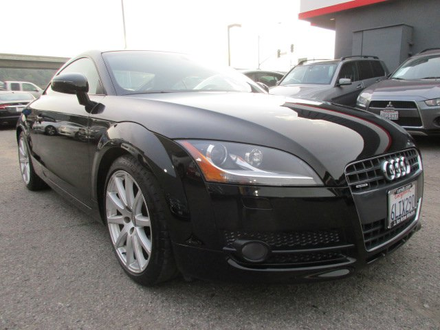 Photo 2 of this used 2010 Audi TT vehicle for sale in San Rafael, CA 94901