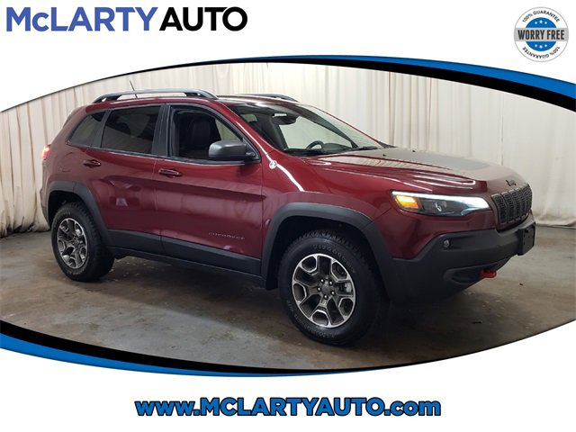 Used 2020 Jeep Cherokee in North Little Rock, AR