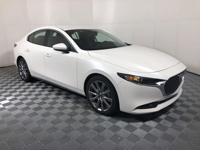 New 2019 Mazda Mazda3 Sedan in Indianapolis, IN