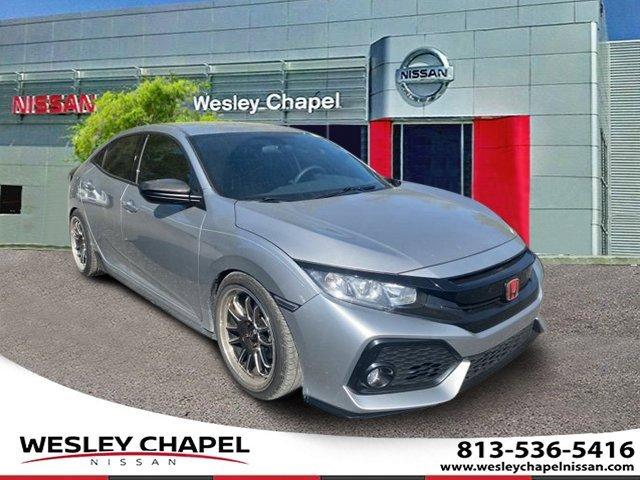 Used 2018 Honda Civic Hatchback in Wesley Chapel, FL