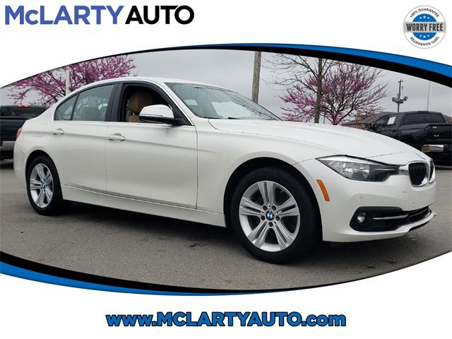 Used 2017 BMW 3 Series in North Little Rock, AR