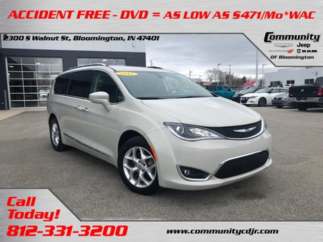 Used 2017 Chrysler Pacifica in Bloomington, IN