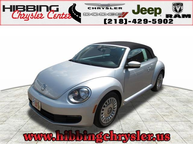 Pre-Owned 2016 Volkswagen Beetle Convertible 1.8T S
