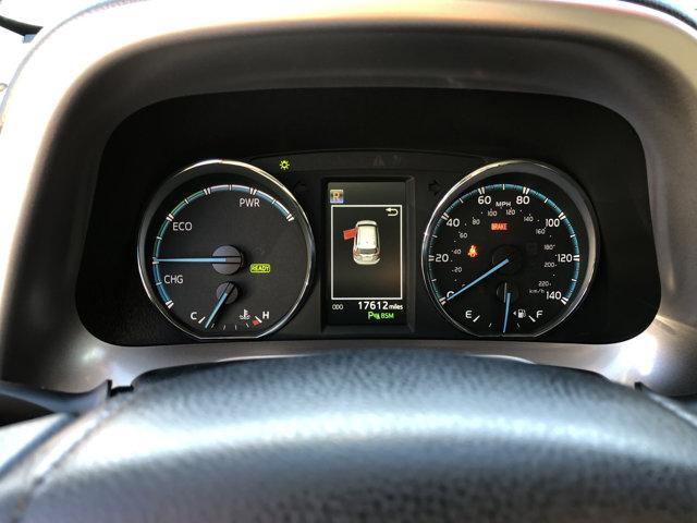 Used 2018 Toyota RAV4 Hybrid XLE AWD