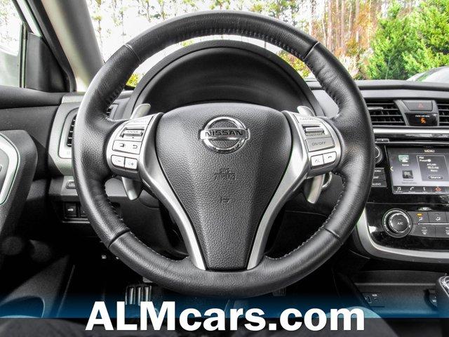 Pre-Owned 2018 Nissan Altima 2.5 SR