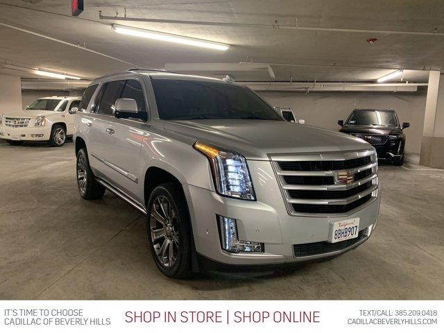 2018 Cadillac Escalade Premium Luxury 4WD 4dr Premium Luxury Gas V8 6.2L/376 [7]