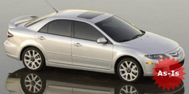 Used 2007 Mazda Mazda6 i Sport VE