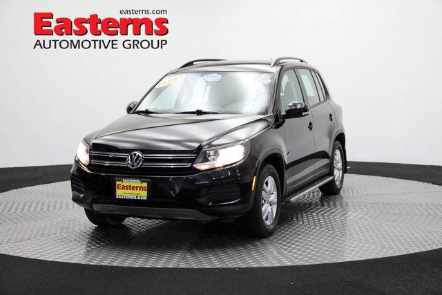 2016 Volkswagen Tiguan S Sport Utility