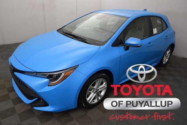 New 2019 Toyota Corolla Hatchback in Puyallup, WA