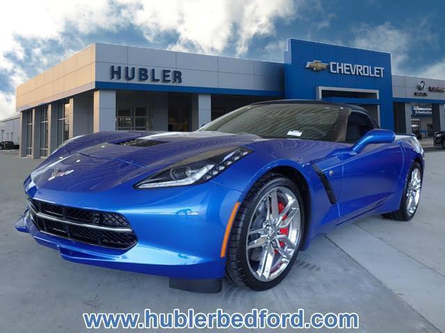 New 2019 Chevrolet Corvette in Greenwood, IN