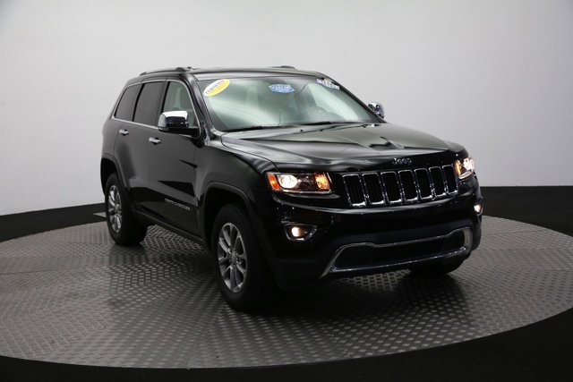2016 Jeep Grand Cherokee for sale 120555 30