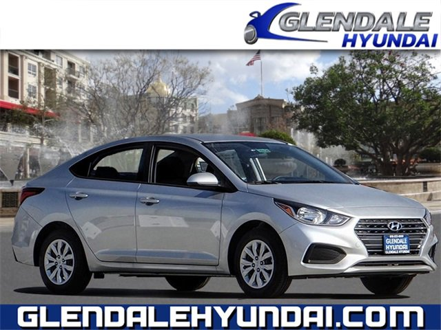 New 2020 Hyundai Accent in Glendale, CA