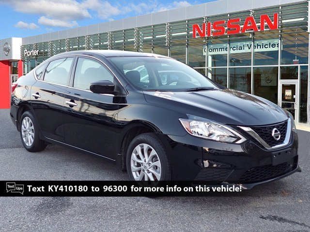 2019 Nissan Sentra SV SV CVT Regular Unleaded I-4 1.8 L/110 [10]