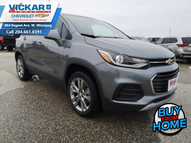 2020 Chevrolet Trax LT AWD 4dr LT Turbocharged Gas 4-Cyl 1.4L/ [16]