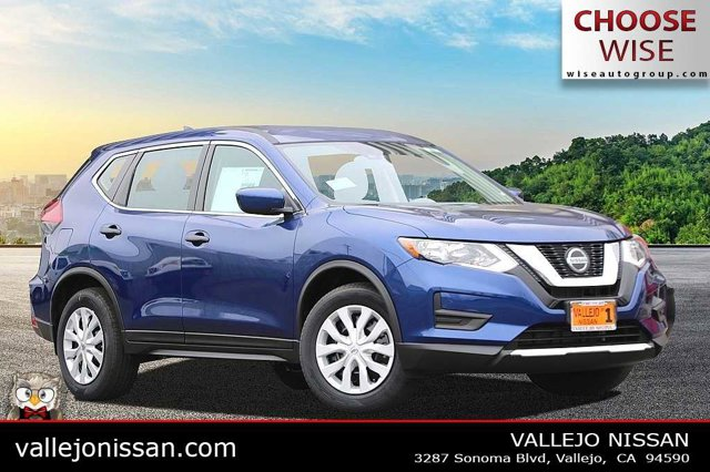 2020 Nissan Rogue S FWD S Regular Unleaded I-4 2.5 L/152 [17]