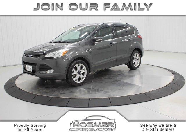 Used 2016 Ford Escape in Mason City, IA