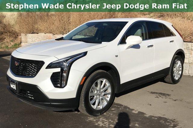 Used 2019 Cadillac XT4 AWD 4dr Luxury
