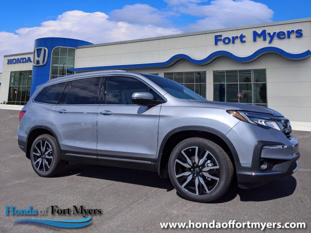 New 2020 Honda Pilot in Fort Myers, FL