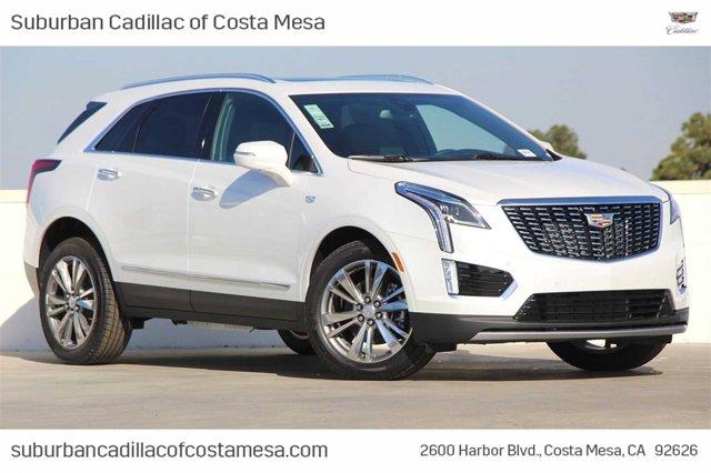2021 Cadillac XT5 FWD Premium Luxury FWD 4dr Premium Luxury Gas V6 3.6L/222 [15]