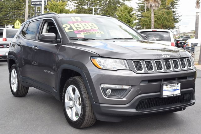 Used 2019 Jeep Compass in Watsonville, CA