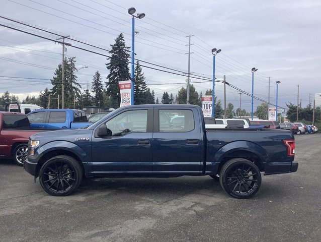 Used 2017 Ford F-150 XL 2WD SuperCrew 5.5' Box