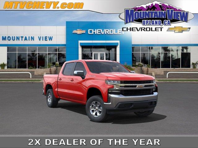 "2021 Chevrolet Silverado 1500 LT 2WD Crew Cab 147"" LT Gas V8 5.3L/325 [2]"
