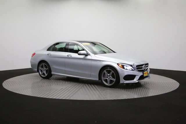 2016 Mercedes-Benz C-Class for sale 124012 44