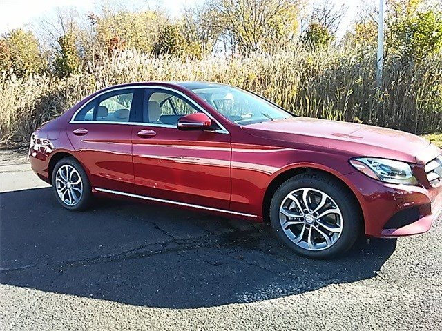 New 2017 Mercedes-Benz C-Class C 300 4MATIC Sedan