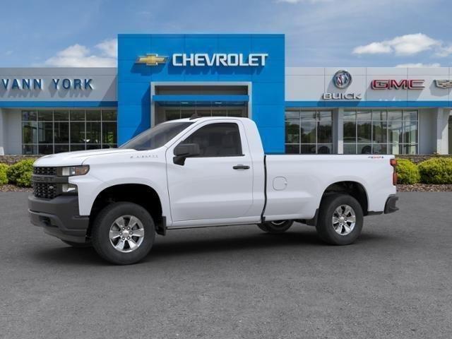 2020 Chevrolet Silverado 1500 Work Truck