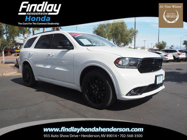 Used 2017 Dodge Durango in Las Vegas, NV