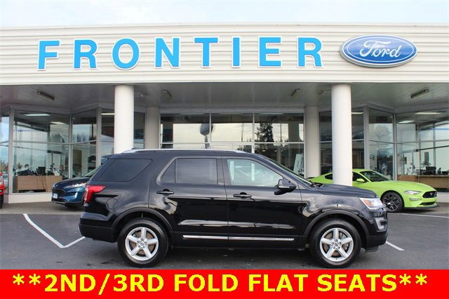 Used 2017 Ford Explorer in Anacortes, WA