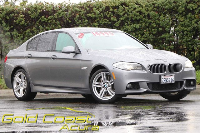 Used 2012 BMW 5 Series in , CA