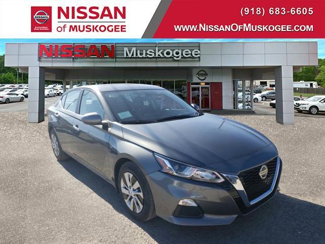 New 2020 Nissan Altima in Muskogee, OK