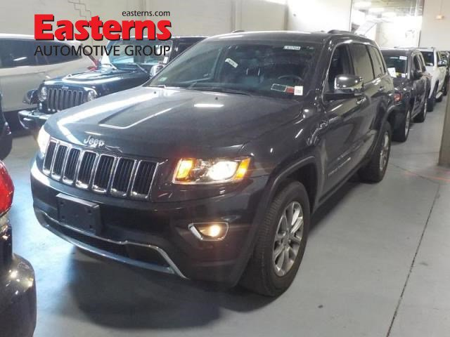 2016 Jeep Grand Cherokee for sale 123311 0