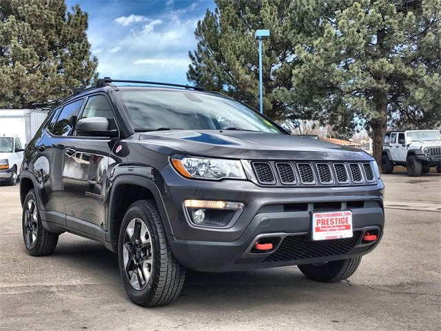 Used 2018 Jeep Compass in Fort Collins, CO